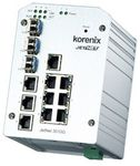 Korenix JetNet 3010G Ethernet Switch (10 Ports) 001