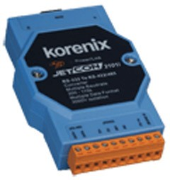 Korenix JetCon 2101i - Isolated Rail Converter