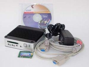 eBox-2300SX-MSJK, Windows Embedded CE 6.0 R2SPARK Jump Start