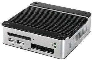 eBOX-4300-JSK, VIA Eden ULV 500MH, 512 MB DDR2 RAM, 2x RS232