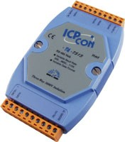 I-7513 CR dreifach Isolated RS-485 zu 3 ports RS-485 Hub,