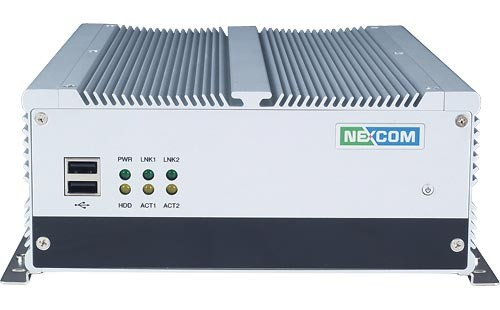 [EOL] NISE-3110, fanless, Embedded Server Socket-M, Support Intel Core 2 Duo