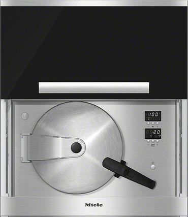 Miele DGD 6635 Dampfgarer Edelstahl inkl. 5 Jahre Garantie