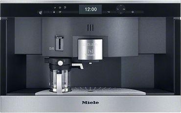 Miele Kaffeevollautomat Einbaugerät CVA 6431 Edelstahl inkl. 5 Jahre Garantie