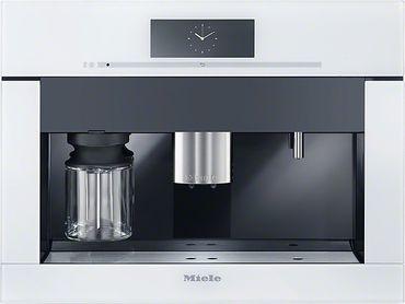 Miele CVA 6805 Kaffeevollautomat Einbaugerät Brillantweiß inkl. 5 Jahre Garantie