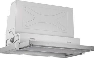 Bosch DFR067A50 Flachschirmhaube 60 cm, graumetallic  inkl. 5 Jahre Garantie
