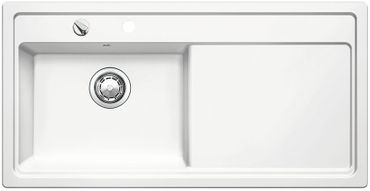 Einbauspüle BLANCO ZENAR XL 6 S Keramik PuraPlus weiß matt inkl. 5 Jahre Garantie