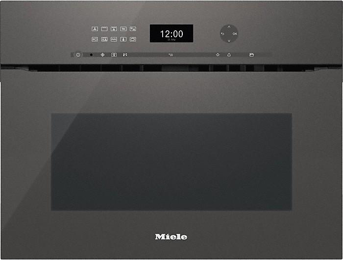 miele h 6401 bmx backofen mit mikrowelle grifflos graphitgrau inkl 5 jahre garantie von miele. Black Bedroom Furniture Sets. Home Design Ideas