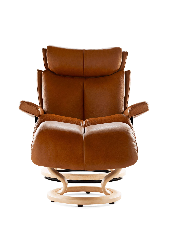 stressless set magic classic sessel mit hocker gr e l leder paloma entspannen. Black Bedroom Furniture Sets. Home Design Ideas