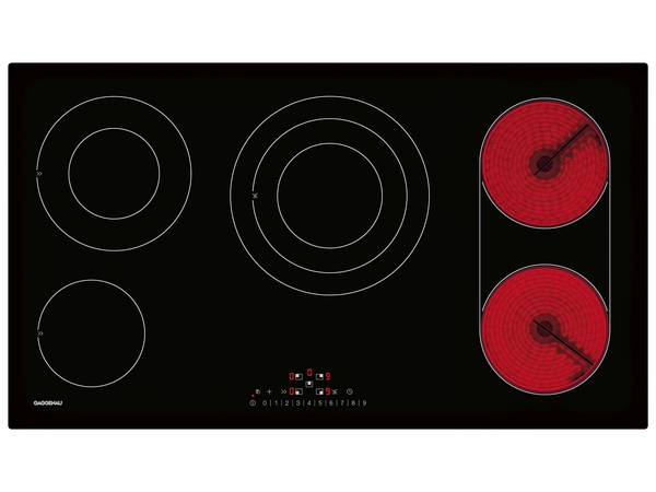 gaggenau ce291101 kochfeld rahmenlos 90 cm inkl 5 jahre. Black Bedroom Furniture Sets. Home Design Ideas