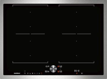 Gaggenau CI272110 Induktions-Kochfeld 70 cm mit 2 Flexzonen mit Rahmen inkl. 5 Jahre Garantie