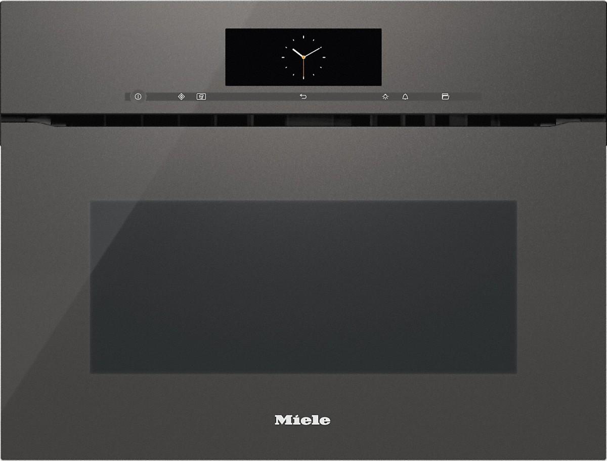 Miele H 6800 Bmx Einbau Backofen Mit Mikrowelle Graphitgrau Inkl 5