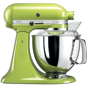 KitchenAid Artisan Küchenmaschine 5KSM175PSEGA Farbe Apfelgrün inkl. 5 Jahre Garantie