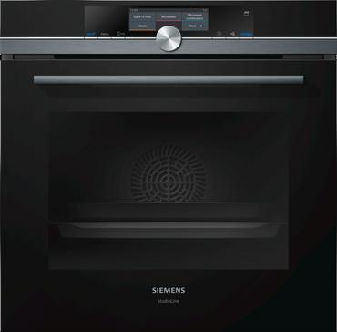 Siemens Studioline HS858GXB6 iQ700 Dampfbackofen Studioline inkl. 5 Jahre Garantie