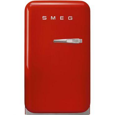 Smeg Minibar Standkühlschrank FAB5LRD Farbe Rot, Linksanschlag inkl. 5 Jahre Garantie