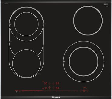 Bosch Kochefeld Glaskeramik 60 cm PKM675DP1D inkl. 5 Jahre Garantie