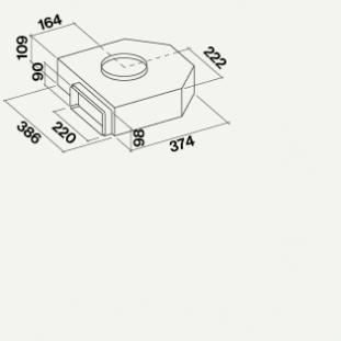 Falmec Sockelmotor KACL.701#41F