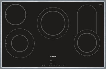 Bosch NKC845FB1D 80 cm Kochfeld Glaskeramik inkl. 5 Jahren Garantie inkl. 5 Jahre Garantie