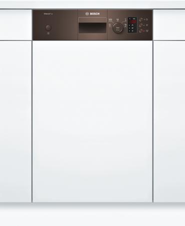 Bosch SPI25CM03E Silence Plus Geschirrspüler 45cm, integrierbar in braun inkl. 5 Jahre Garantie