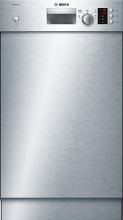 Bosch SPU25CS03E Silence Plus Geschirrspüler 45cm, Unterbaugerät in Edelstahl inkl. 5 Jahre Garantie