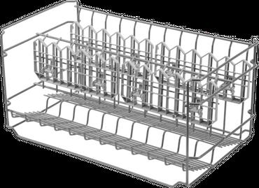 Bosch SMZ2014 Korbeinsatz für Langstielgläser