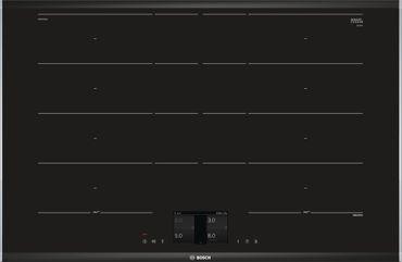 [Zweite Wahl] Bosch PXY875KW1E Autarkes Induktionskochfeld , 80 cm breit