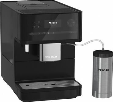 Miele CM 6350 Stand-Kaffeevollautomat Black Edition