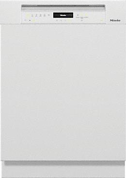 Miele G 7315 SCi XXL AutoDos integrierter Geschirrspüler XXL in Brillantweiß inkl. 5 Jahre Garantie
