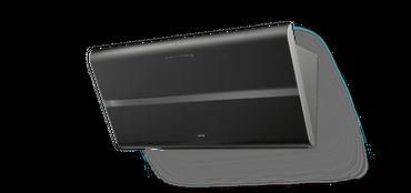 Berbel Kopffreihaube Smartline BKH 80 ST Umluft, schwarz inkl. 5 Jahre Garantie