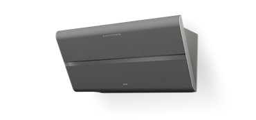 Berbel Kopffreihaube Smartline BKH 80 ST permalyt®, graumetallic inkl. 5 Jahre Garantie