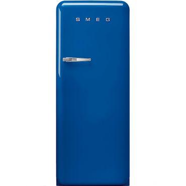 Smeg Stand-Kühlschrank FAB28RBE3 Farbe Dunkelblau, Rechtsanschlag inkl. 5 Jahre Garantie