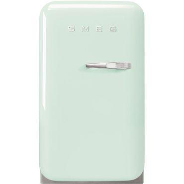 Smeg Minibar Standkühlschrank FAB5LPG Farbe Pastellgrün, Linksanschlag inkl. 5 Jahre Garantie