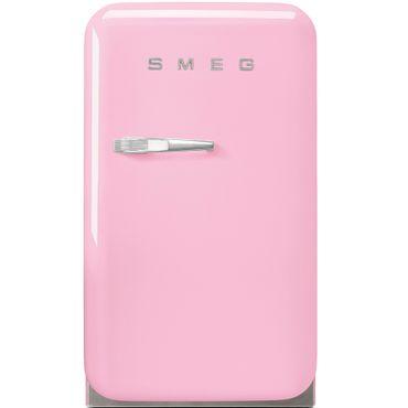 Smeg Minibar Standkühlschrank FAB5RPK Farbe Cadillac Pink, Rechtsanschlag inkl. 5 Jahre Garantie