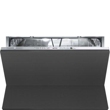 SMEG STO905-1 Einbau-Geschirrspüler, Vollintegrierbar, Horizontal, Möbelkorpus 90 cm inkl. 5 Jahre Garantie