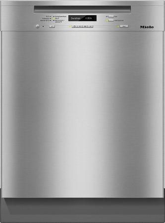 Miele G 6730 SCU Unterbau-Geschirrspüler Edelstahl Cleansteel inkl. 5 Jahre Garantie