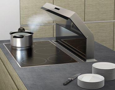 Berbel 1030100 Tischlifthaube Moveline BTH 100 ML Vorne inkl. 5 Jahre Garantie