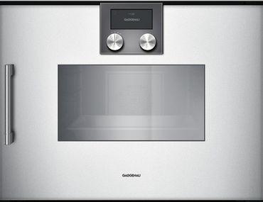 Gaggenau BSP250130 Dampf-Backofen Aluminium inkl. 5 Jahre Garantie