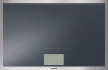 Gaggenau CX480111  Vollflächeninduktions-Kochfeld mit Edelstahlrahmen in 80 cm inkl. 5 Jahre Garantie