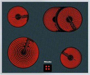 Miele Kochfeld KM 6024 LPT Elektro (schmaler, aufliegender Rahmen) inkl. 5 Jahre Garantie