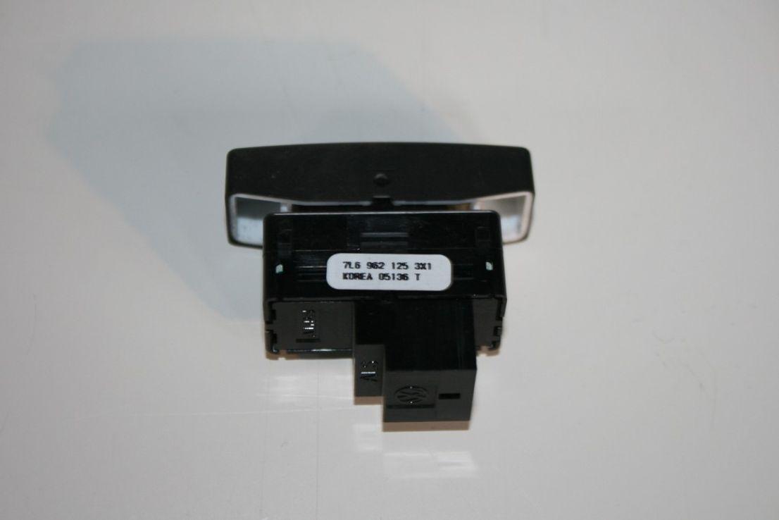 VW Touareg Verriegelung Türverriegelung Keylock 7L6962125 Schloss Schalter