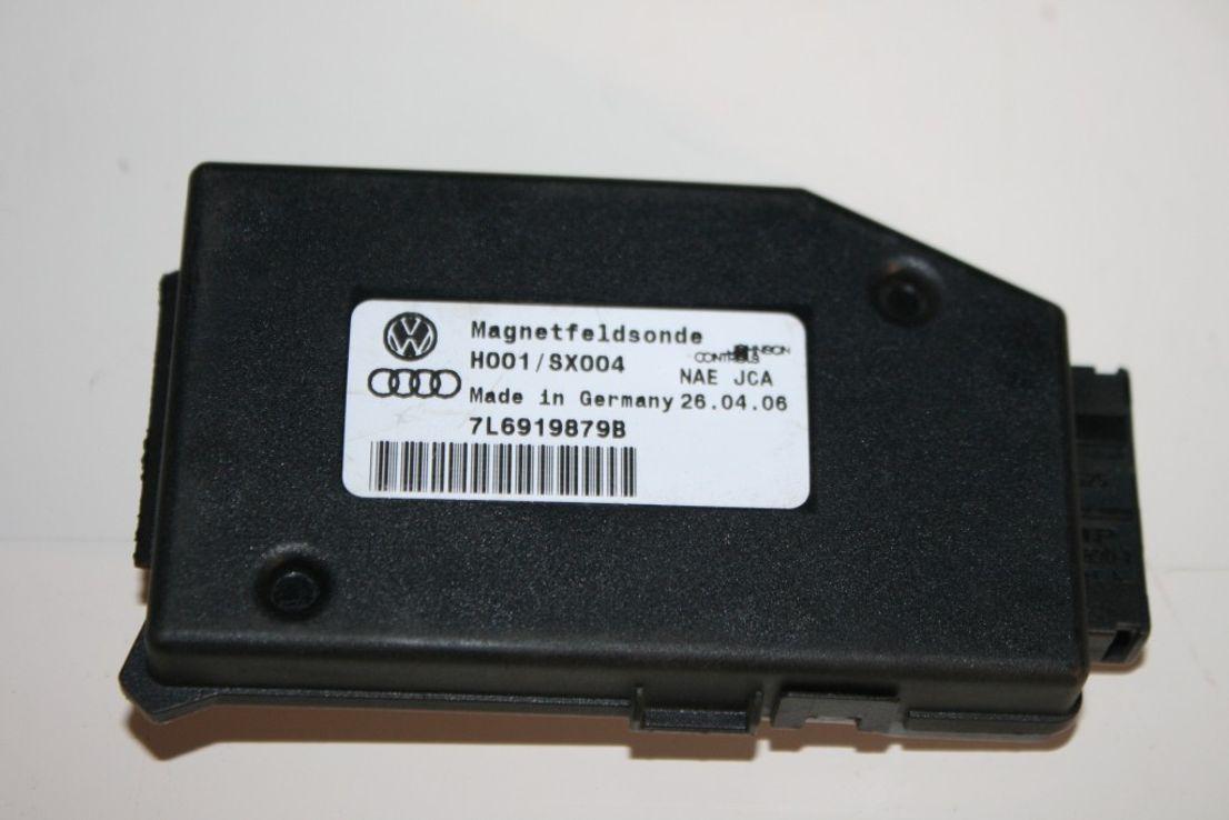 Original VW Touareg Audi Q7 Magnetfeldsonde Kompass Sonde 7L6919879B
