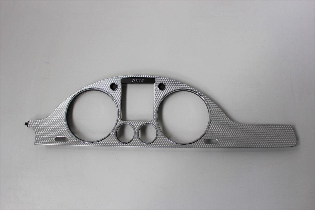 VW Passat R36 RHD Tachoblende Dekor Blende Tacho Rechtslenker 3C2858335