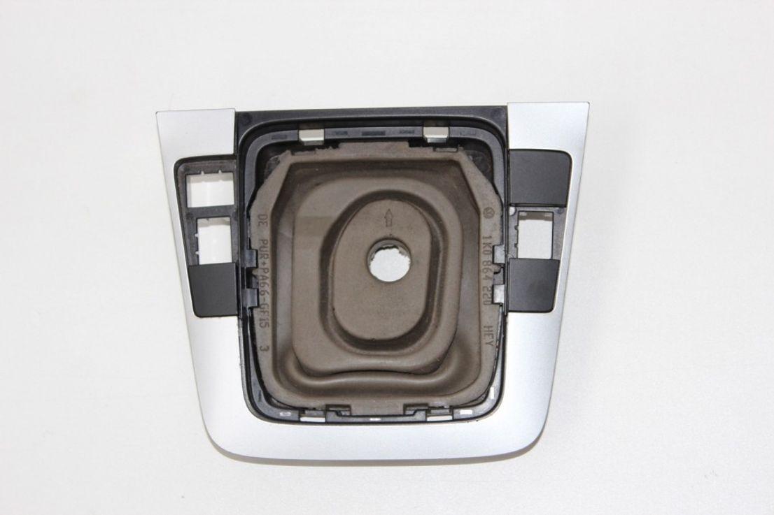 Original VW Passat 3C Schaltknaufrahmen 3C0864263 Schaltknaufblende Blende