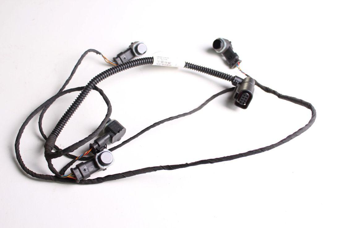 5M0971085C LC9X VW Golf Plus Kabelbaum 1S0919275 4 PDC Sensoren Heckstoßstange