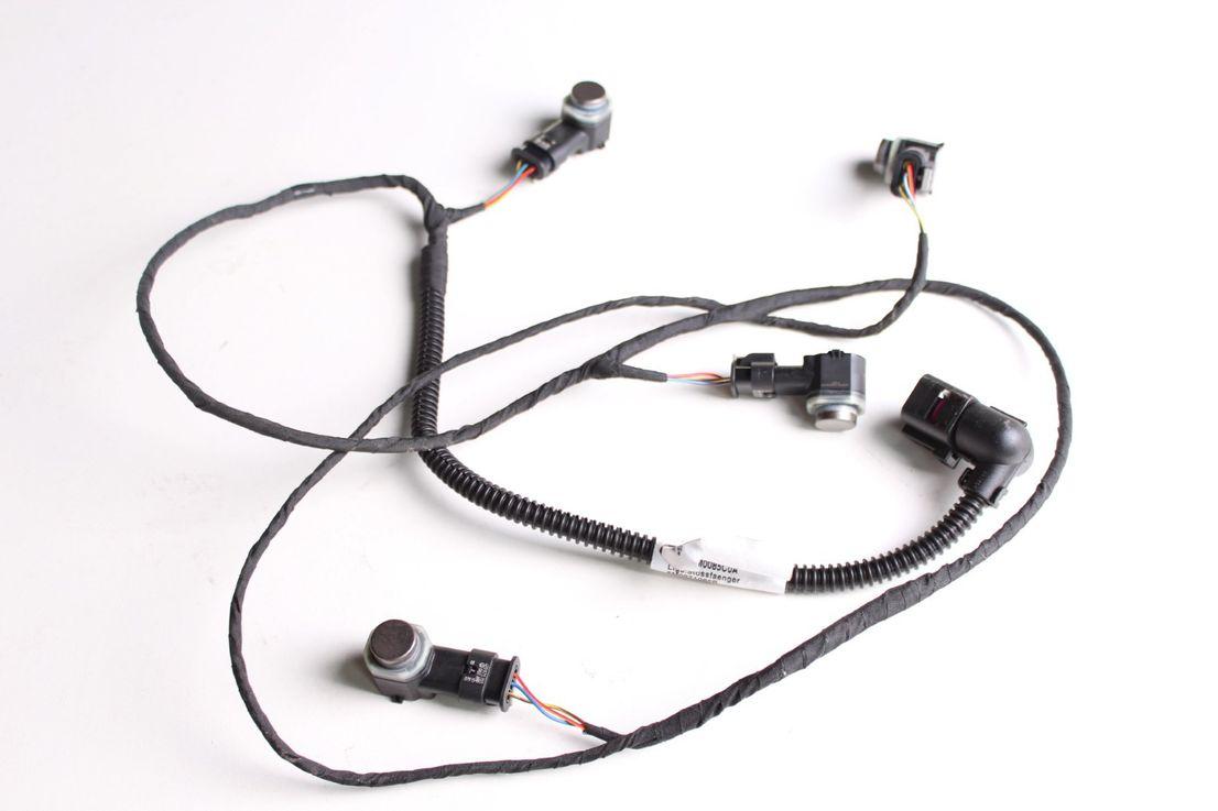 Heckstoßstange VW Golf Plus Kabelbaum LR7L 4 PDC Sensoren 5M0971085C 1S0919275