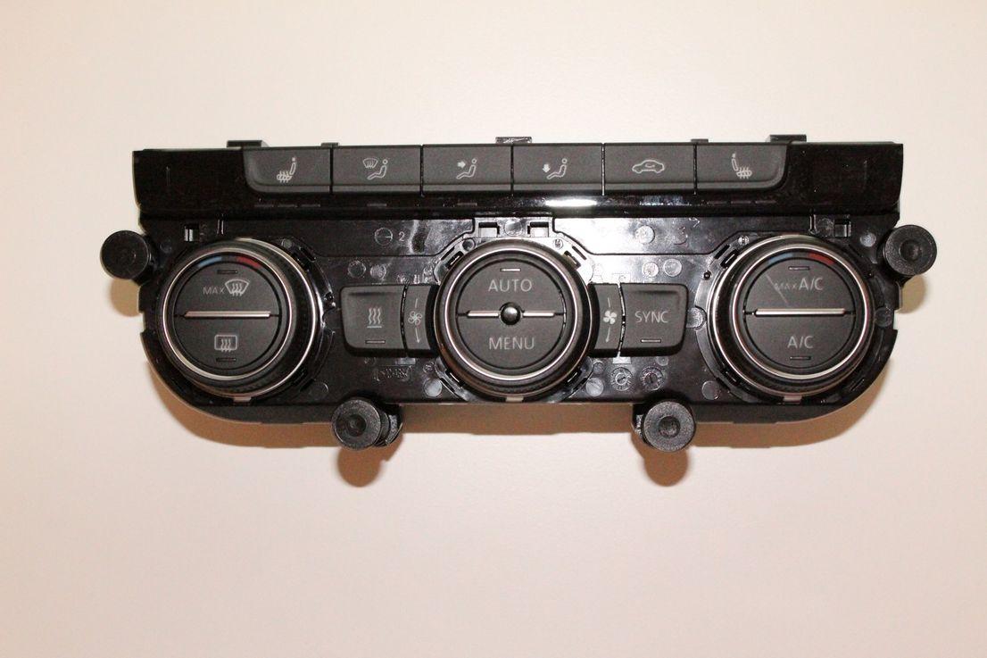 Orig. VW Golf 7 Klima Steuergerät Klimabedienelement 5G0907044AP Klimabedienteil