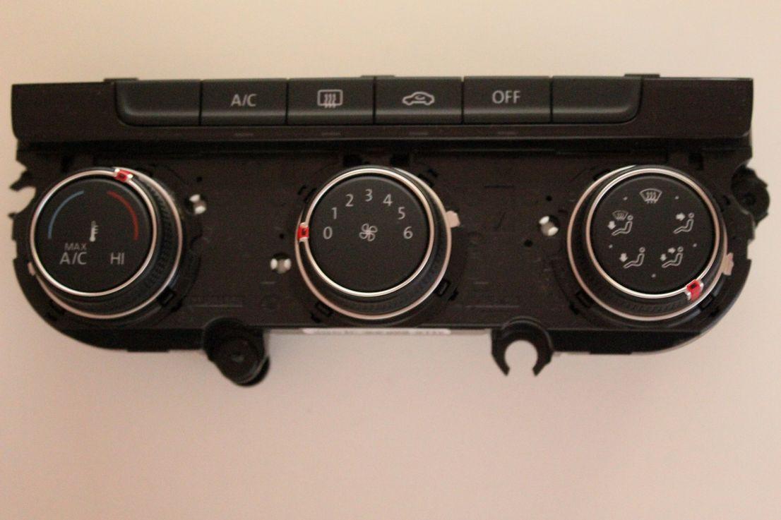 Orig. VW Golf 7 Klima Steuergerät Klimabedienelement Klimabedienteil 5G0907426Q