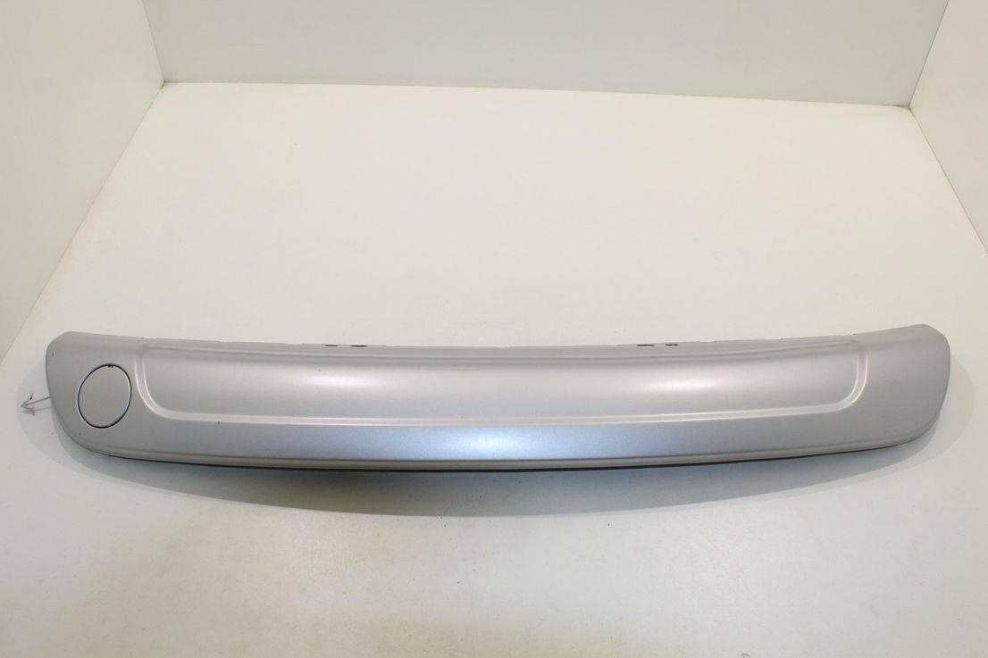 Original VW Golf 6 Cross 5M0 Spoilerlippe Diffusor Spoiler hinten 5M0807532B