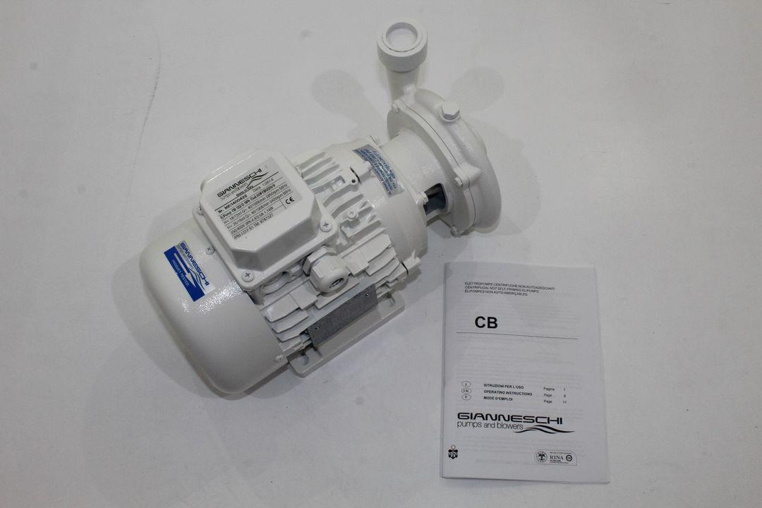 Pumpe WB 3000G 3PH 400V 50/60 - Pumpenmec. Webasto WBCL001172