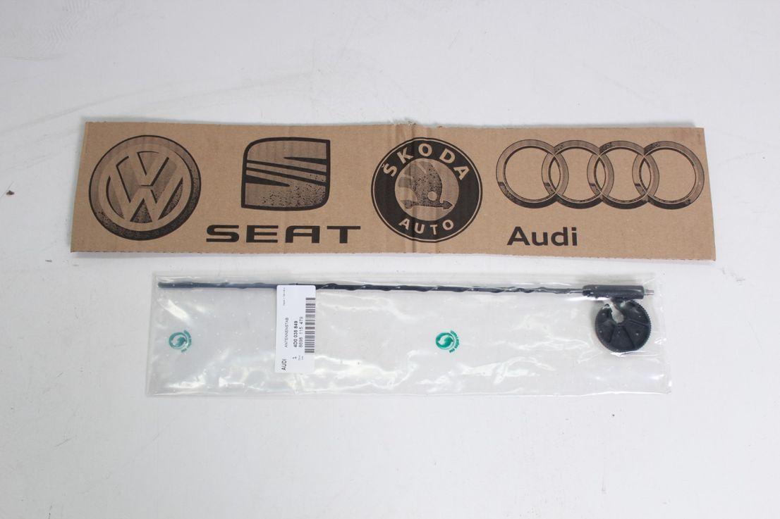 Original Audi VW Seat Skoda Antenne Stabantenne 6mm 4D0035849 Dachantenne